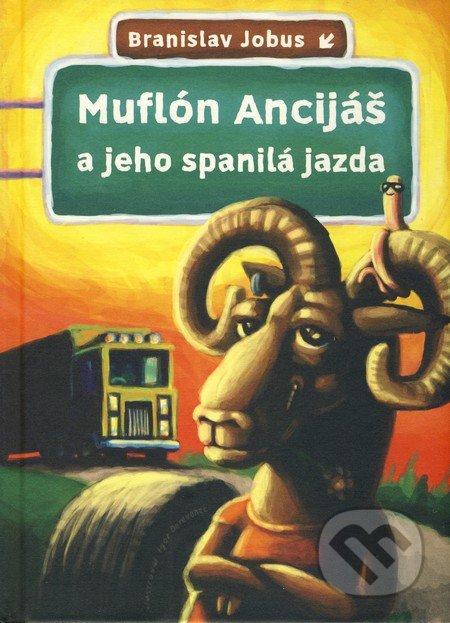 Fatimma.cz Muflón Ancijáš a jeho spanilá jazda Image