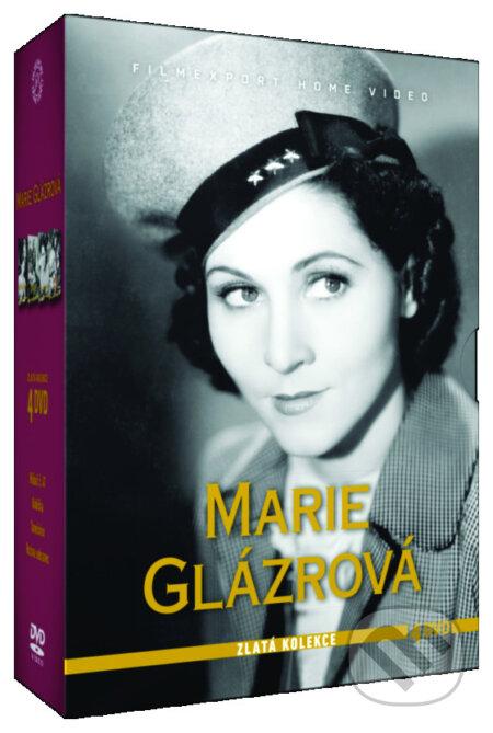 Marie Glázrová - Zlatá kolekce DVD