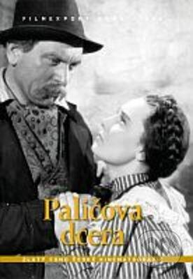 Paličova dcera DVD