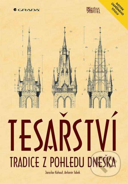 Tesařství - Jaroslav Kohout, Pavel Müller, Antonín Tobek