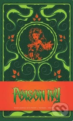 Poison Ivy Hardcover Ruled Journal - Insight
