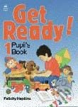 Get Ready! 1- Pupil's Book - Felicity Hopkins