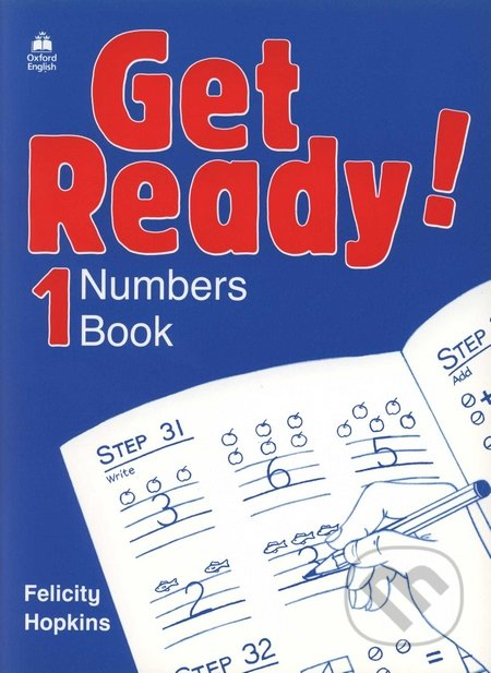 Get Ready! 1- Numbers Book - Felicity Hopkins
