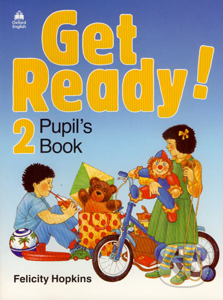 Get Ready! 2 - Pupil's Book - Felicity Hopkins