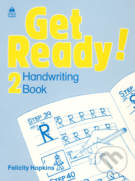 Get Ready! 2 - Handwriting Book - Felicity Hopkins