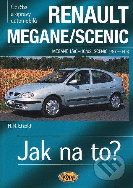 Renault Megane/Scenic 1/96 - 6/03 - Hans-Rüdiger Etzold
