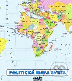 Interdrought2020.com Politická mapa sveta Image