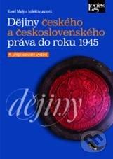 Fatimma.cz Dějiny českého a československého práva do r. 1945 Image