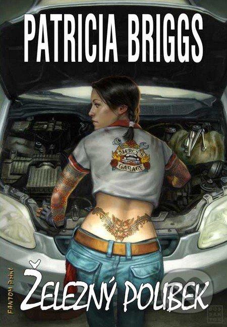 Kniha Železný polibek (Patricia Briggs)