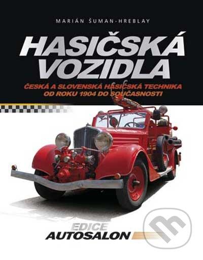 Hasičská vozidla - Marián Šuman-Hreblay