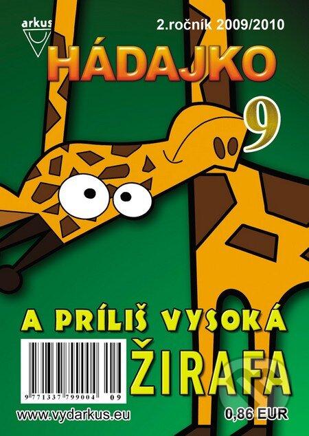Excelsiorportofino.it Hádajko 9 - A príliš vysoká žirafa Image