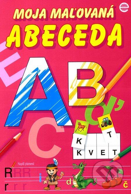 Peticenemocnicesusice.cz Moja maľovaná abeceda (ružová) Image