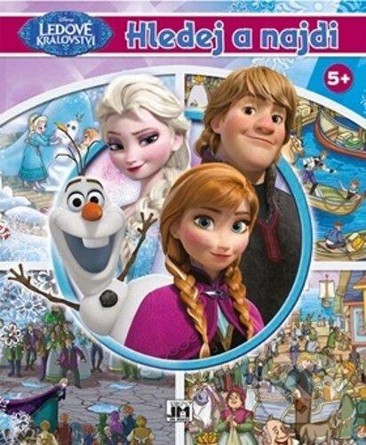 Hledej a najdi Frozen - Jiří Models