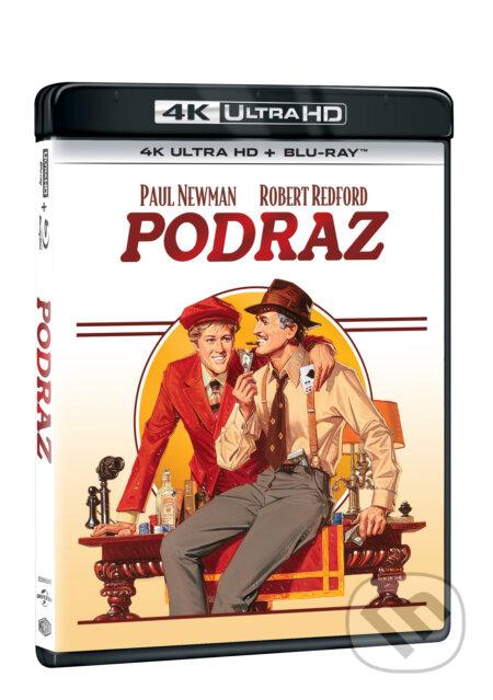 Podraz Ultra HD Blu-ray UltraHDBlu-ray