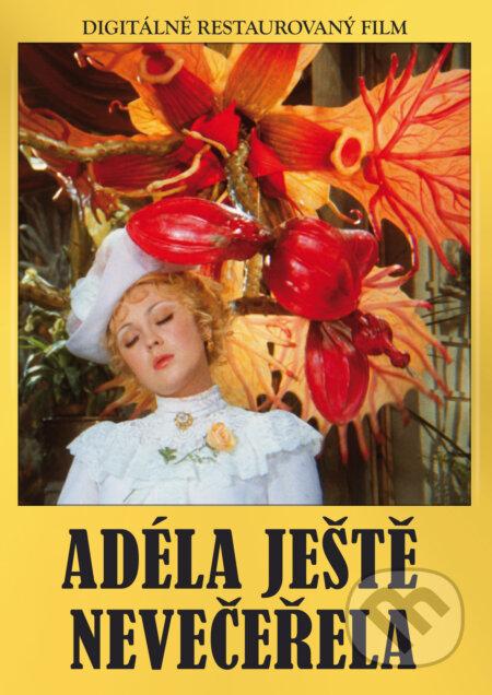 Adéla ještě nevečeřela (digitálně restaurovaná verze) DVD