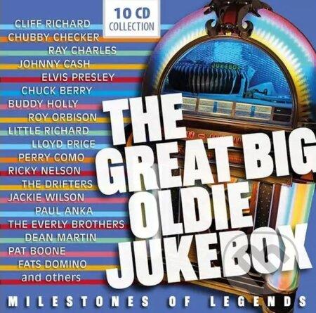 The Great Big Oldie Jukebox - Hudobné albumy