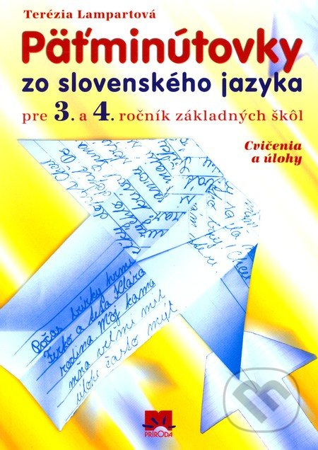 Newdawn.it Päťminútovky zo slovenského jazyka pre 3. a 4. ročník základných škôl Image