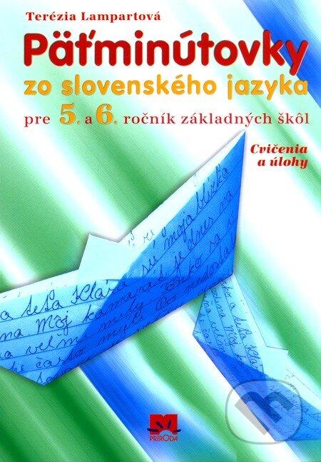 Fatimma.cz Päťminútovky zo slovenského jazyka pre 5. a 6. ročník základných škôl Image
