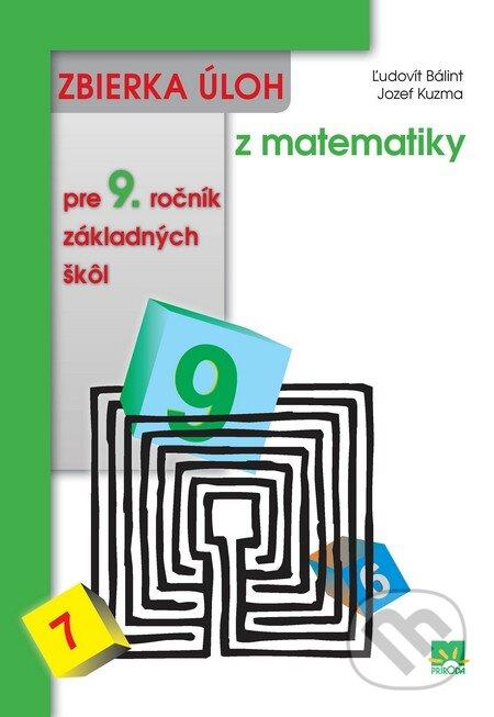 Fatimma.cz Zbierka úloh z matematiky pre 9. ročník základných škôl Image