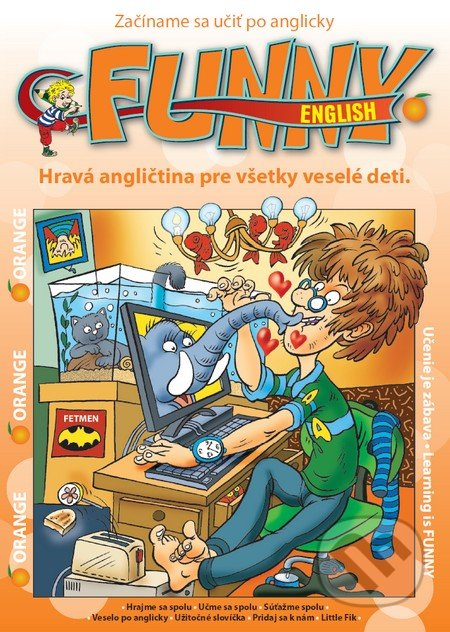 Excelsiorportofino.it Funny English (orange) Image