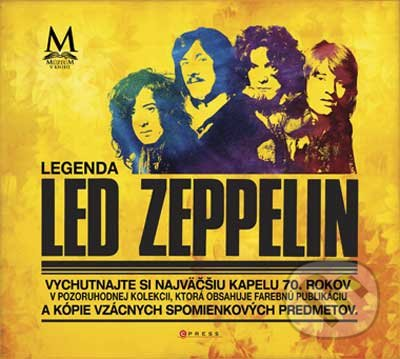 Fatimma.cz Led Zeppelin Image