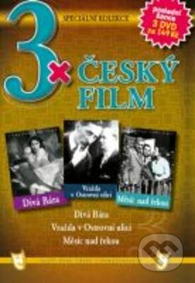 3x Český film