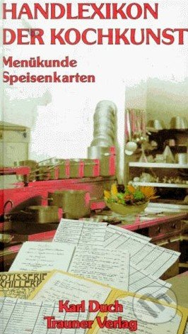 Begriff der kochkunst