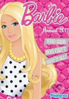 Fatimma.cz Barbie: Knižka na rok 2011 Image
