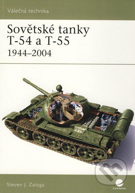 Fatimma.cz Sovětské tanky T-54 a T-55 Image