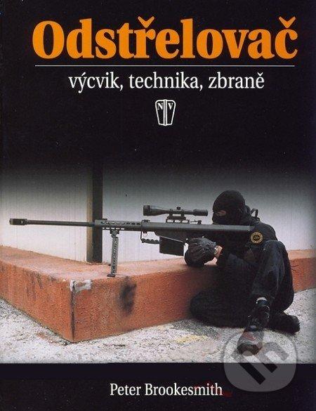 Odstřelovač - Peter Brookesmith