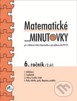Fatimma.cz Matematické minutovky - 6. ročník Image