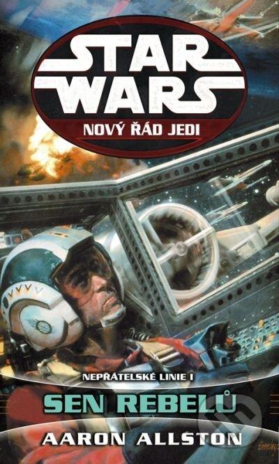 Removu.cz Star Wars: Nový řád Jedi - Nepřátelské línie I. Image
