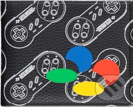 Peňaženka Nintendo: Snes - Nintendo