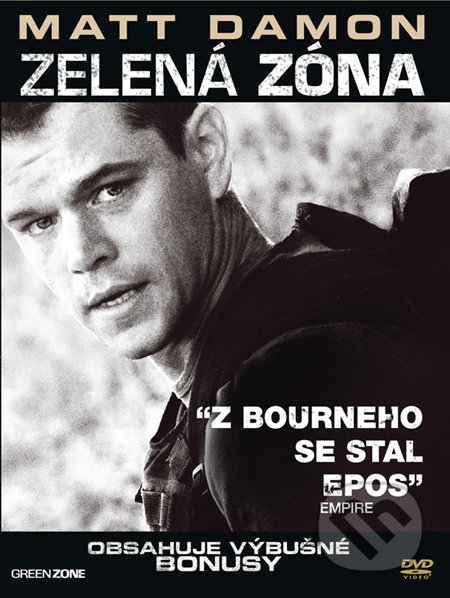 Zelená zóna - Paul Greengrass