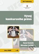 Vývoj konkursního práva - Karel Schelle, Miroslav Frýdek