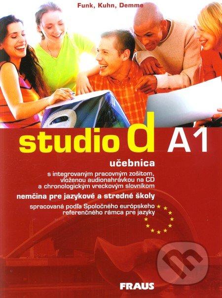 Studio d A1 - učebnica - Fraus
