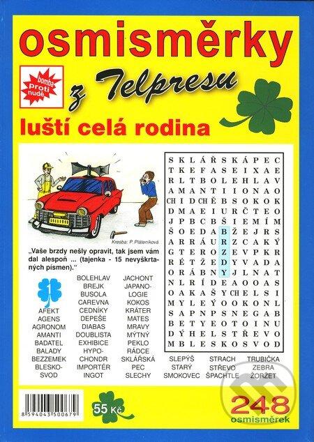 Fatimma.cz Osmisměrky z Telpresu luští celá rodina 2 / 2010 Image