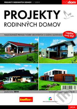 Interdrought2020.com Projekty rodinných domov - jeseň/zima 2010 Image