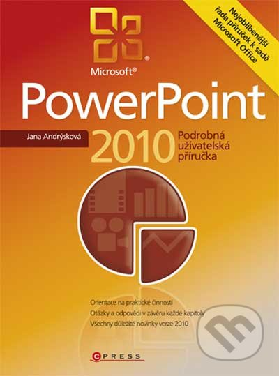 Microsoft PowerPoint 2010 - Jana Andrýsková