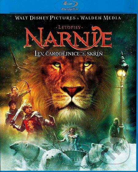 Letopisy Narnie: Lev, Čarodějnice a skříň Blu-ray