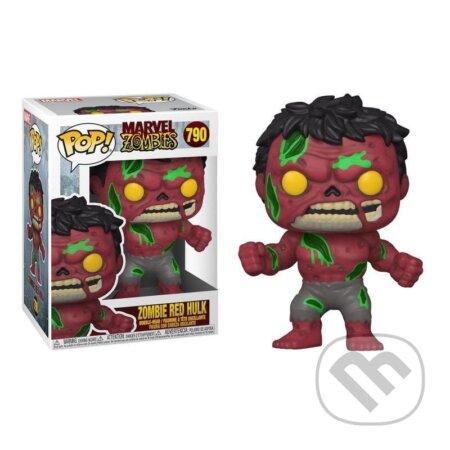 Funko POP Marvel Zombies - Red Hulk - Funko