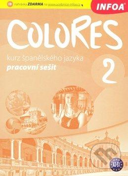 Fatimma.cz Colores 2 - pracovní sešit Image