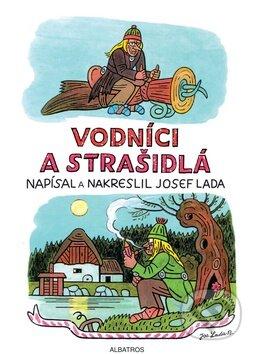 Vodníci a strašidlá - Josef Lada ALBATROS