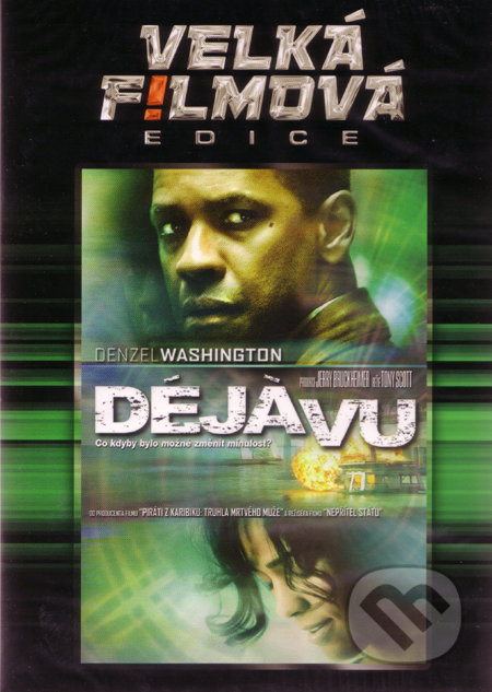 Déjà Vu - Tony Scott