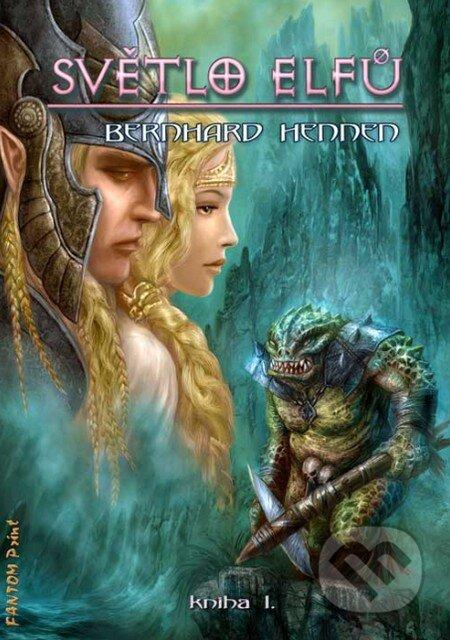 Fatimma.cz Světlo elfů (Kniha I.) Image