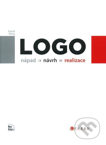 c3ce2c8268a1 Kniha  Logo (David Airey)