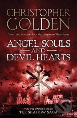 Angel Souls and Devil Hearts - Christopher Golden
