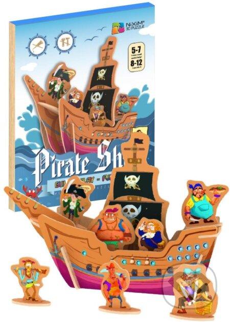 Pirátská loď - NiXim