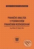 Fatimma.cz Finanční analýza v podnikovém finančním rozhodování Image