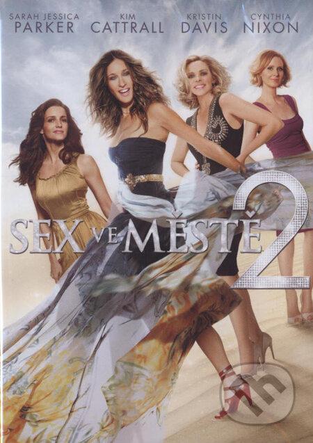 Sex v meste 2 DVD